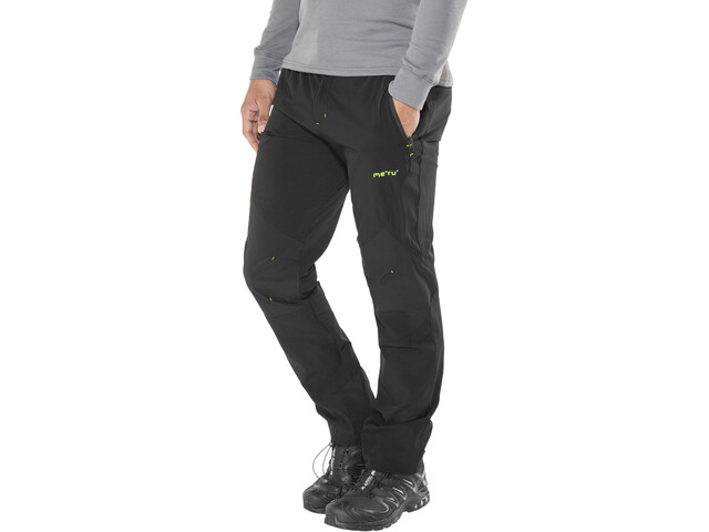 Meru M's Oshawa Technical Pants Black